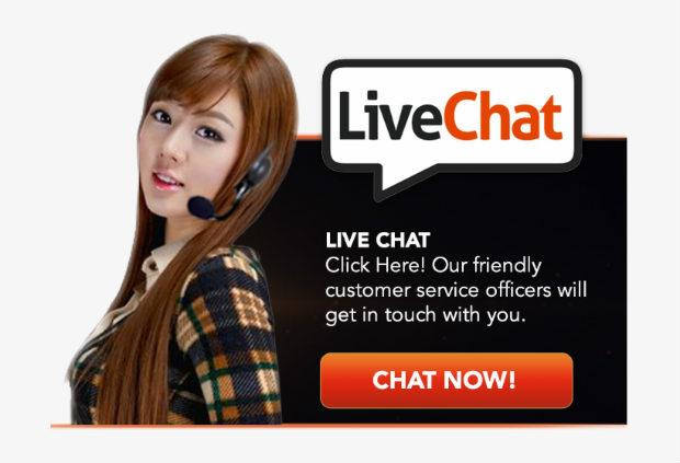 layanan live chat yang selalu melayani member sbobet