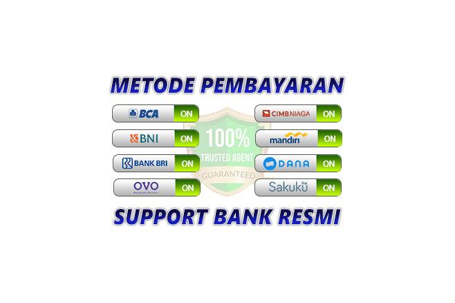 pilih metode pembayaran untuk isi deposit sbobet