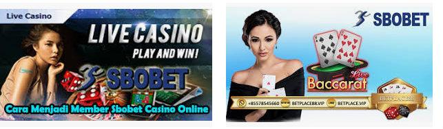 tahap awal saat daftar casino online sbobet